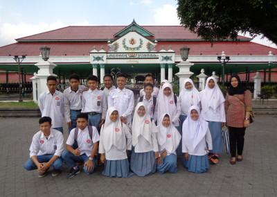 Kunjung Museum Kraton Yogyakarta 2