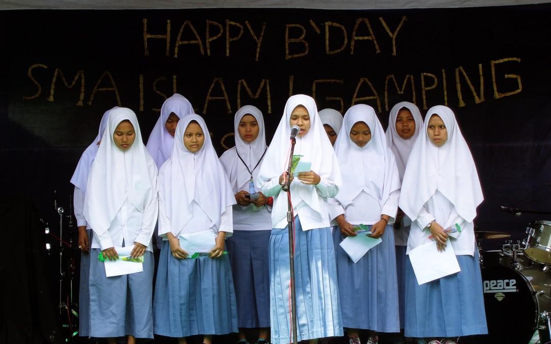 MILAD SMA ISLAM 1 GAMPING KE 53