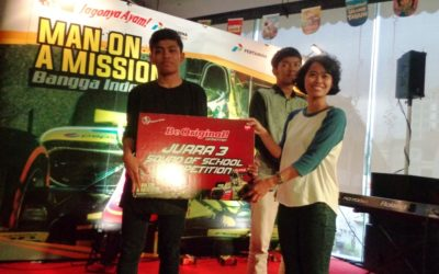 JUARA 3 KFC BE ORIGINAL SOUND OF SCHOOL COMPETITION